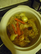 Crockpot Broth